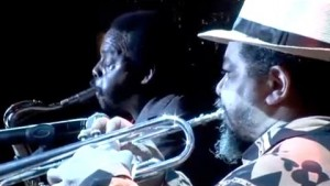 David Murray and the Gwo Ka Masters : Live in Sainte Lucie